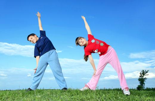 Для детей от фитнес клуба fit n form